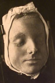 Mary Queen Of Scots Death Mask This is a death mask of Mary