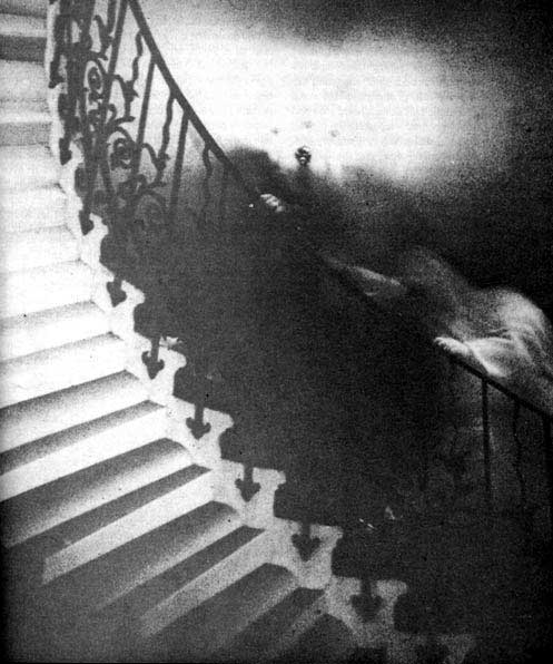 tulip staircase ghost
